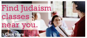 Find Judaism classes near you